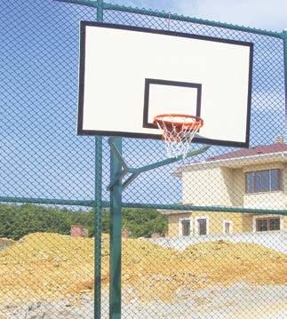 rs 105, 105, basketbol potası, tek direk basketbol potası,