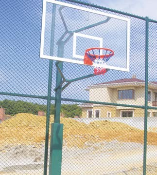 rs equipment, rs 107, basketbol potası,
