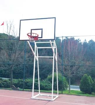108, rs 108, basketbol potaları, dört direk basketbol potası