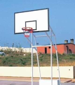 basketbol potası, basketbol ekipmanları