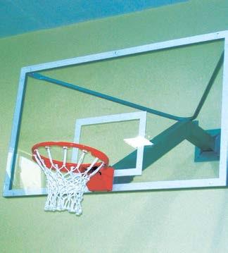 duvara sabit pota, sabit basketbol potası, duvarda basketbol potası,