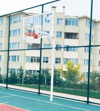 rs 103, tek direk basketbol potası, basketbol potası,