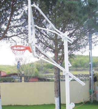 107y, ref equipment, ref 107, basketbol potası, bahçede basketbol potası,