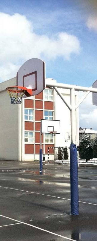 ref 126, çiftli basketbol potası, çift başlı pota,