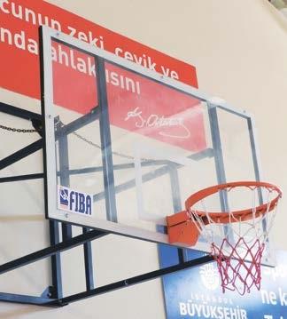 rs 154, katlanabilir basketbol potası, basket potası, yer kaplamayan basketbol potası,