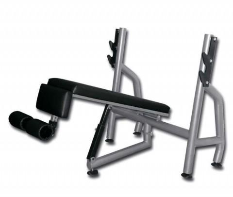 VGB 2, Olympic Bench Decline Press,