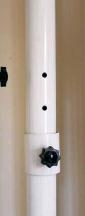 Voleybol Direği, Kriko Sistemli Mapalı direk, Yükseklik Ayarlı İthal Mekanizmalı direk,