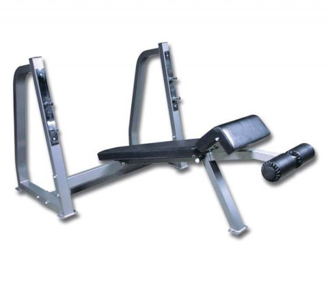 VGK 2, Decline Bench Press, göğüs aleti,