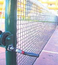 Tenis Direği, TE-2, Mapalı İthal Mekanizmalı direk,