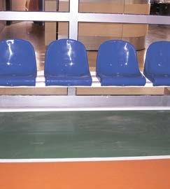 rs 308, 4'lü Tenis Oturma Bankı , tenis oturağı,