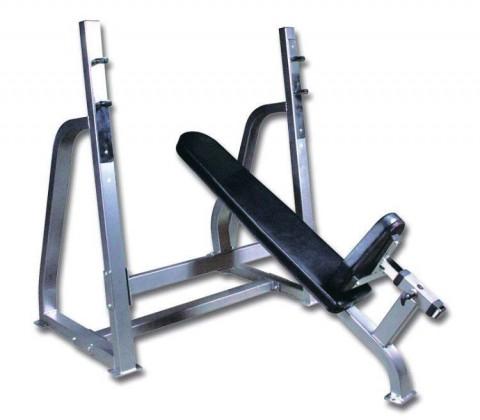 Inch Line Bench Press