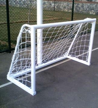 Minyatür Futbol Kalesi, Alüminyum Seyyar kale, mini futbol kalesi,