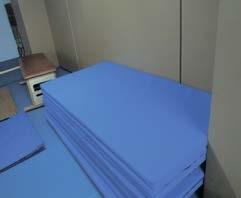 Jimnastik Minderi, mavi minder, yer minderi,
