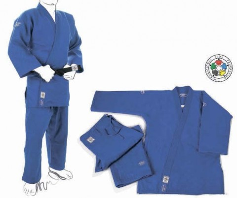 D 106, Onaylı Olimpik Judo Giysisi,