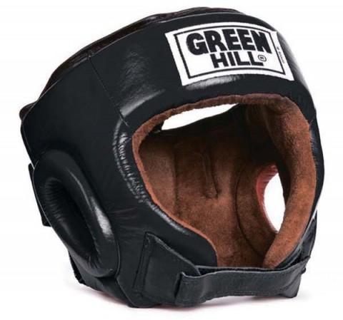 RS D 325, Siyah Kick-Boks Kaskı, kask, siyah kask, green hill, green hill kick boks ekipmanları,