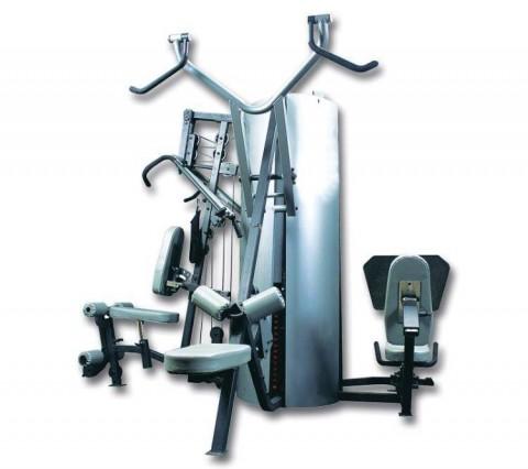 VGK 51BK, çok amaçlı fitness aleti, fitness ekipmanları, kas yapma aleti, Multi Station,
