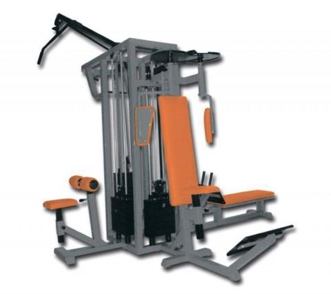 turuncu fitness aleti, fitness ekipmanı, çok fonksiyonlu alet,